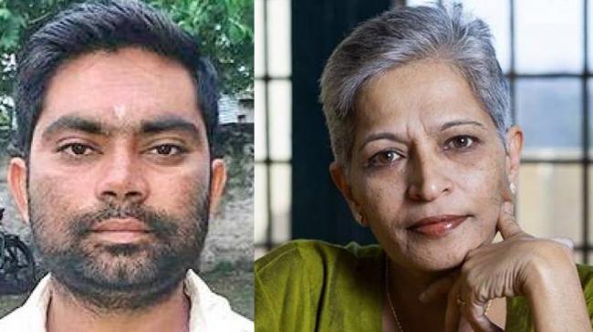 Parashuram Waghmare Killed Gauri Lankesh - Sakshi