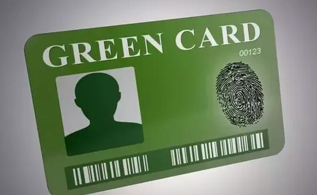 American Green Cards Going To Be More Delay - Sakshi