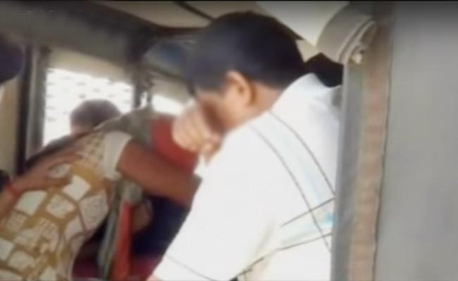 RJD Leaders Booked for Troubling Gaya Rape Victim - Sakshi
