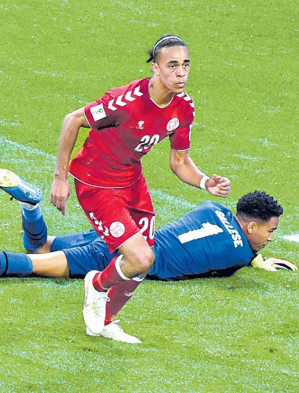 Denmark Spoils Peru World Cup Return - Sakshi