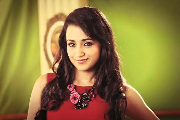 Heroine Trisha Acts In Heroine Oriented Movies - Sakshi