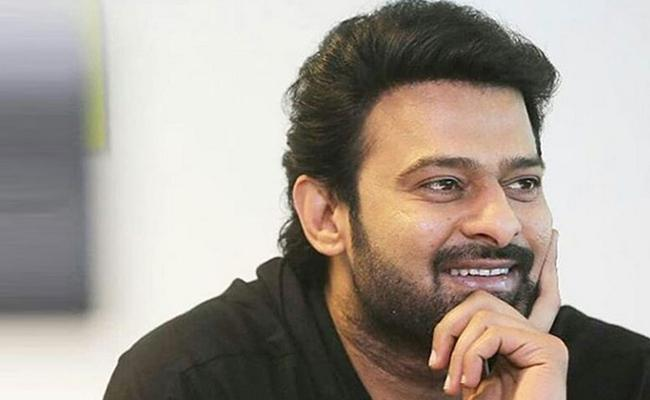 Prabhas Reacted on Marriage Rumours - Sakshi