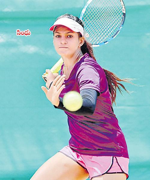 Sindhu, Ajay won AITA Opener Matches - Sakshi
