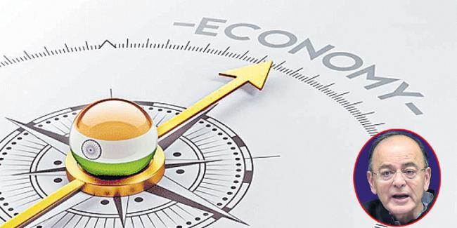 India fastest growing major economy, says Arun Jaitley - Sakshi