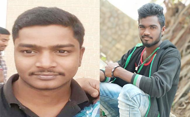 Young man Died In Abudabi Dubai With Heart Stroke - Sakshi