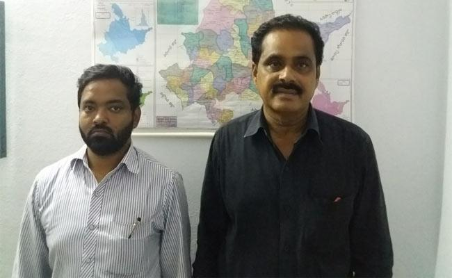 Two members arrested - Sakshi