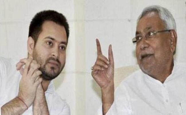RJD Leader Challenge To Nitish Kumar - Sakshi