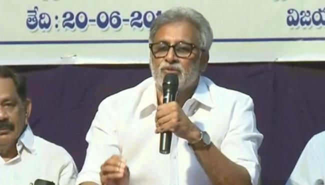Daggubati Venkateswara Rao Chit Chat With Media - Sakshi
