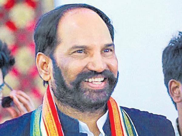 Uttamkumar Reddy comments about Rahul Gandhi - Sakshi