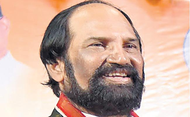Is Uttam Kumar Reddy Faces Critical Situation In Congress - Sakshi