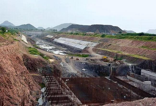 AP Govt Complaints Against TS Kaleshwaram Project - Sakshi
