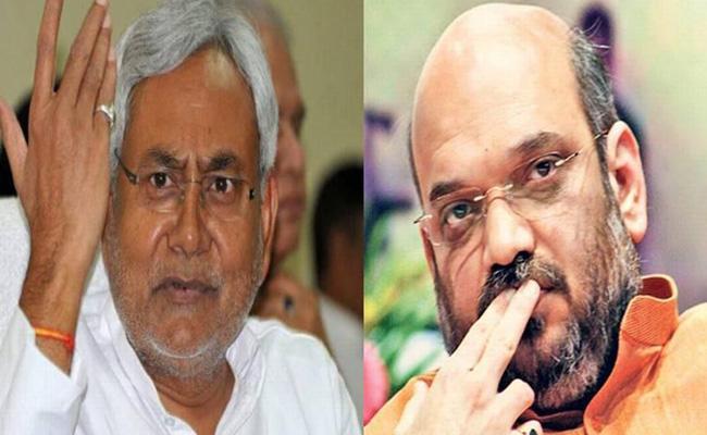Amit Shah Visits Bihar Ahead Of 2019 Election - Sakshi