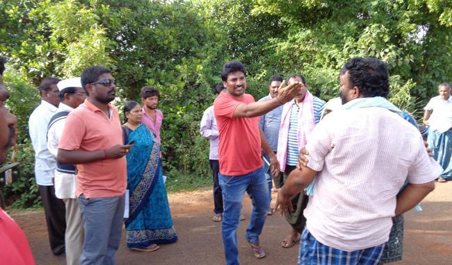 Tdp Teaders Hulchul in West godavari - Sakshi