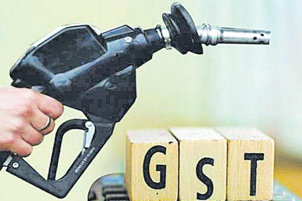 Even if petrol comes under GST, it may not exclude VAT - Sakshi