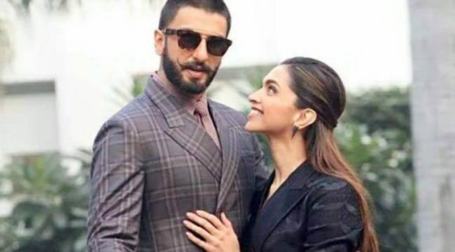 Ranveer And Deepika Padukone Getting Married On November Tenth - Sakshi