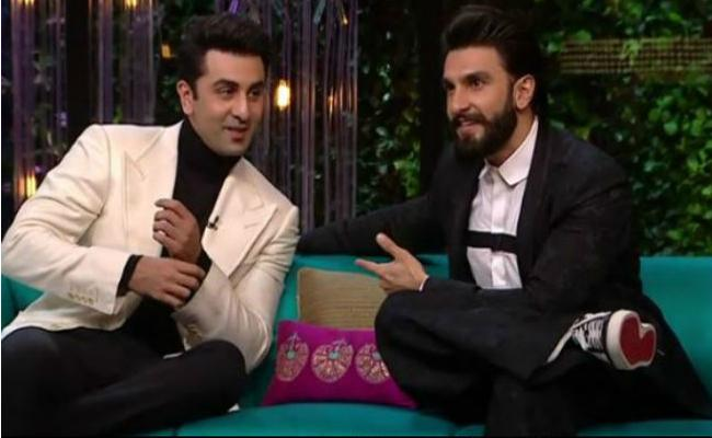 Vidhu Vinod Said Ranveer Singh Is Perfect For Sanju - Sakshi