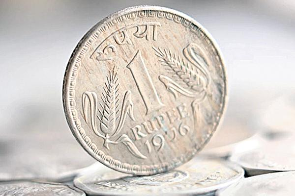 The rupee recovered - Sakshi