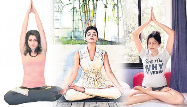 Today is Yoga Day - Sakshi