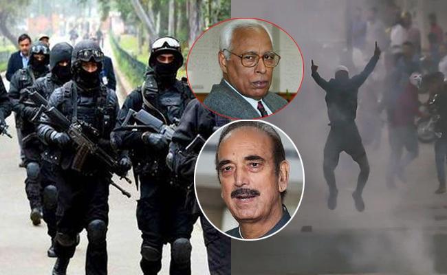 Lashkar-e-Taiba Shocking Statement on Kashmir Governor Rule - Sakshi