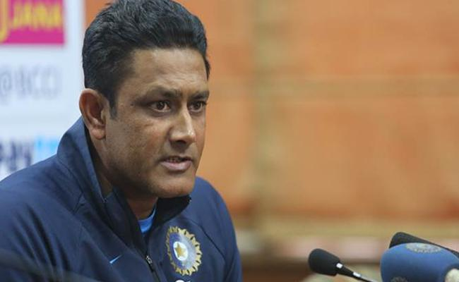 India have worlds best spinners to trouble England, Says AnilKumble   - Sakshi