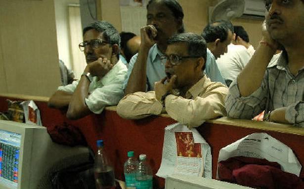 Sensex, nifty in Trade - Sakshi