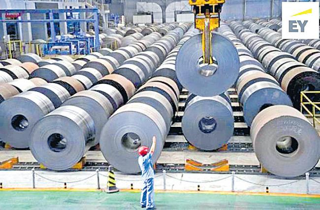 Accelerate the integration of steel in the Indian steel sector - Sakshi