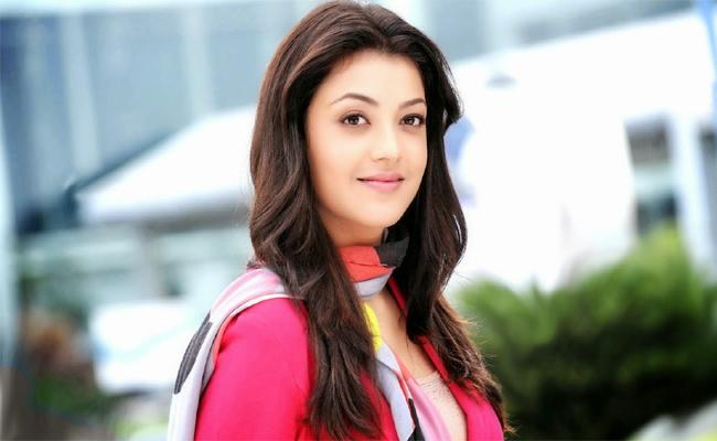 Kajal Agarwal React On Her Paris Paris Movie - Sakshi