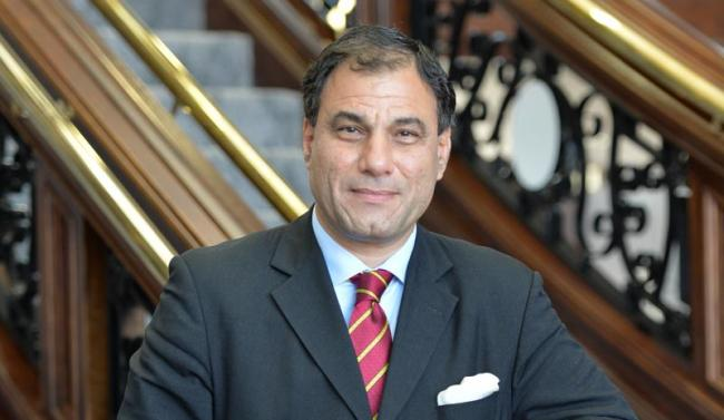 Lord Bilimoria among top 100 influencers in the UK-India relations - Sakshi