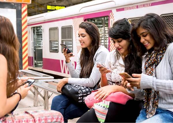 Railways Now Offers Free WiFi, Covers 8 Million People A Month - Sakshi