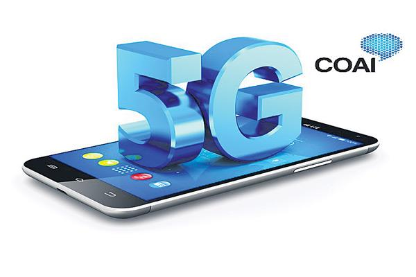 COAI Urging Government to Hold 5G Spectrum Auction Late in 2019 - Sakshi