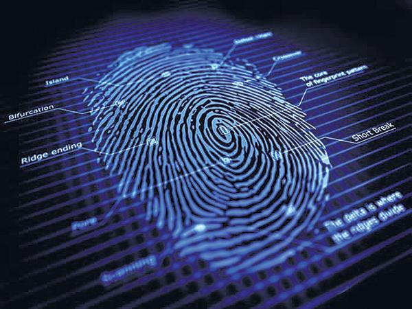 Fingerprints of the accused in Fingerprints Bureau Database - Sakshi