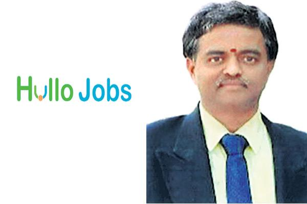 New startup 'hullo jobs' - Sakshi