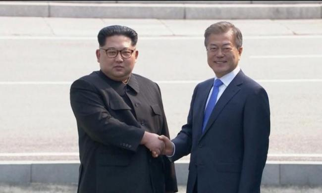 North and South Korea Meet to Reunite War-Split Families  - Sakshi