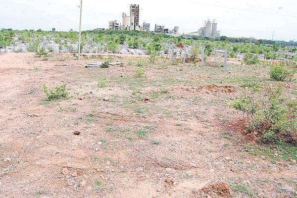 Threats to Brahmin families with land distribution - Sakshi