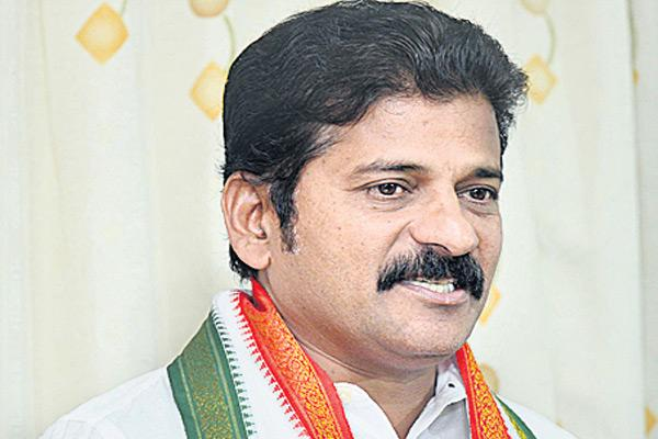 Revanth reddy commented on kcr - Sakshi