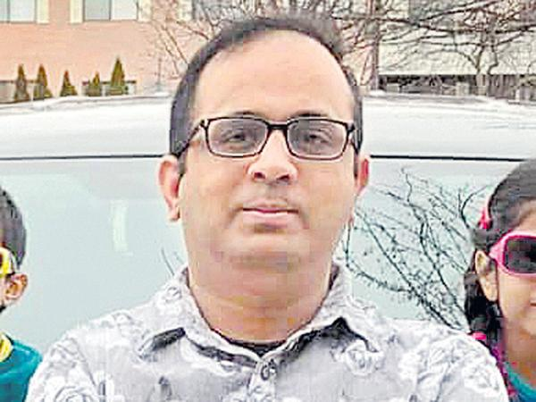 Hyderabadi mysterious death in America - Sakshi