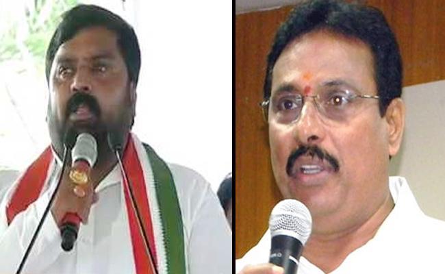 Congress Leader Anjan Kumar Yadav Slams Danam Nagender - Sakshi