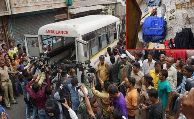 Vadodara School Murder, Accused Caught In MH Border - Sakshi