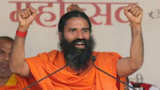 Baba Ramdev statue to be installed at Madame Tussauds museum in London - Sakshi