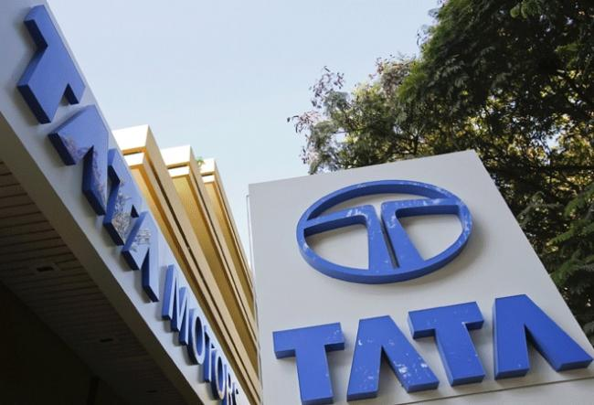 Tata Motors stock top loser on Sensex after Donald Trump warns of  import tariff - Sakshi