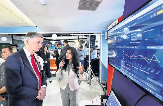 Platform for Startups in BSE - Sakshi