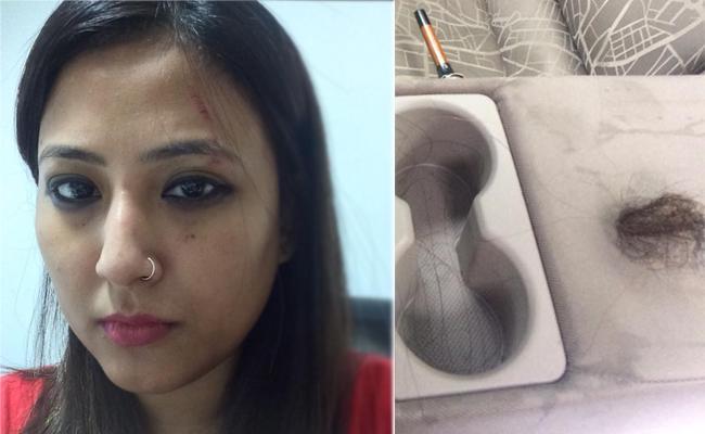Mumbai Journalist Horror Uber Pool Trip After Co Passenger Attack - Sakshi