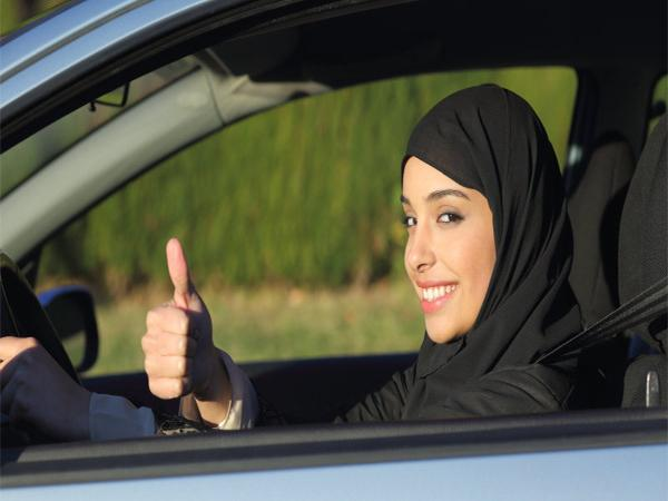 Saudi Women Can Drive  The Vehicles Removed - Sakshi