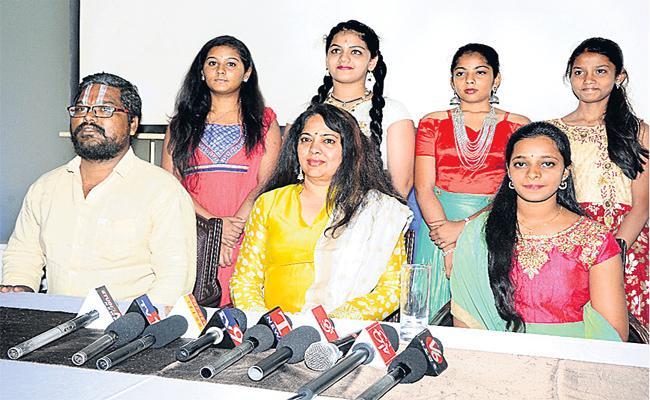 ATA Welcomes Dance Master Padmaja Reddy - Sakshi