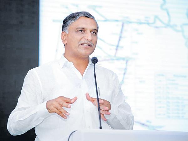 Kaleshwaram is a compound of 19 projects - Sakshi