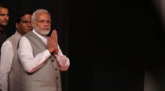 Modi Alleged That Congress Had Killed Democracy - Sakshi