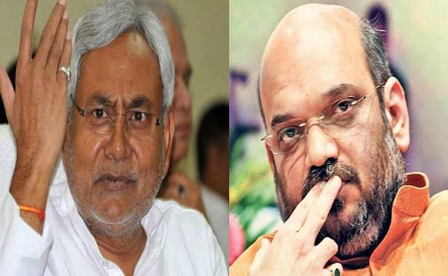 BJP Free To Fight In Lok Sabha Election In Bihar - Sakshi