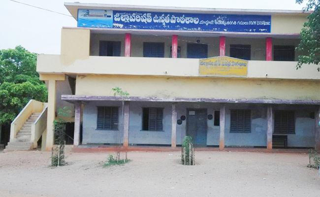 Sudden Transfers For Cheerala Model School Prakasam - Sakshi