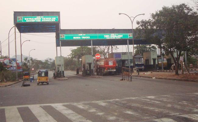 RTC deny to Tollfees And Tax Payments Details Visakhapatnam - Sakshi