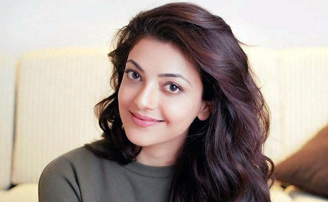 Kajal Aggarwal In Dvv Danayya Son Debut Movie - Sakshi
